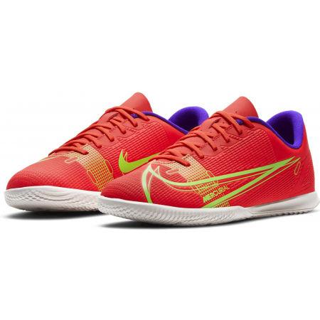 Obuwie piłkarskie halowe dziecięce - Nike JR MERCURIAL VAPOR 14 CLUB IC - 3
