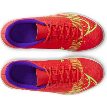 Obuwie piłkarskie halowe dziecięce - Nike JR MERCURIAL VAPOR 14 CLUB IC - 4