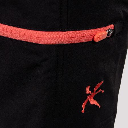 Dámské outdoorové šortky - Klimatex LUCA - 4