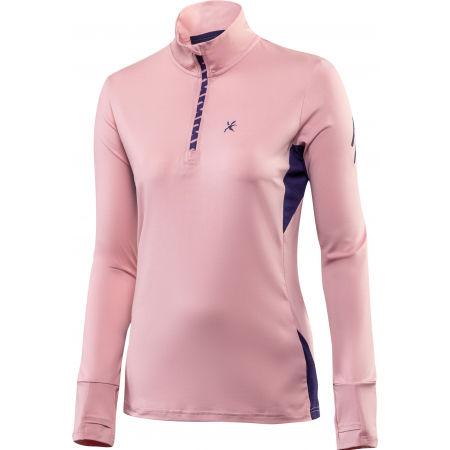 Bluză pentru alergare damă - Klimatex SUNNE - 1