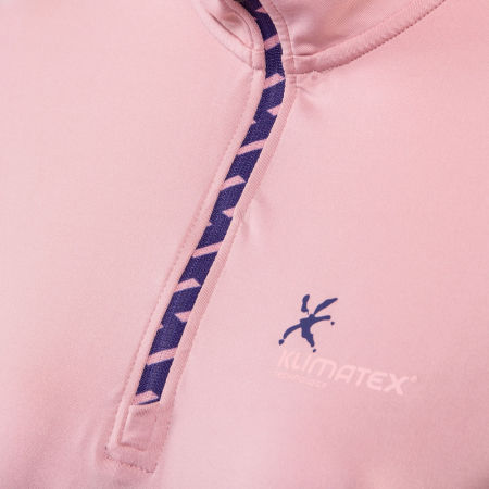 Bluză pentru alergare damă - Klimatex SUNNE - 3