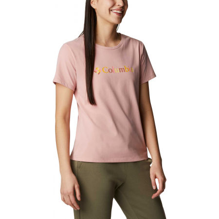 Tricou damă - Columbia ALPINE WAY SCREEN SS TEE - 2