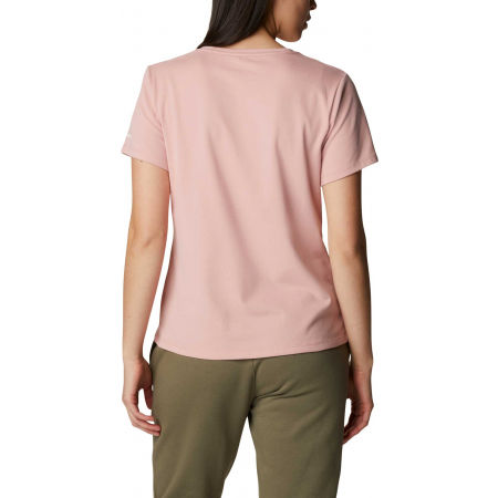 Tricou damă - Columbia ALPINE WAY SCREEN SS TEE - 4