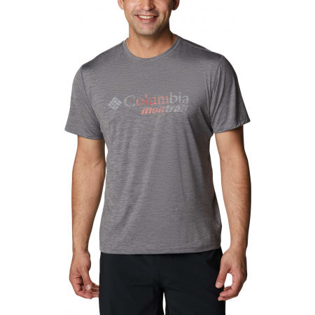 Columbia TRINITY TRAIL GRAPHIC TEE - Men's sports T-shirt