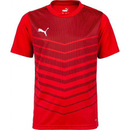 Puma FTBL PLAY GRAPHIC SHIRT - Fiú mez