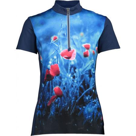 CMP WOMAN BIKE T-SHIRT - Дамска велосипедна  тениска