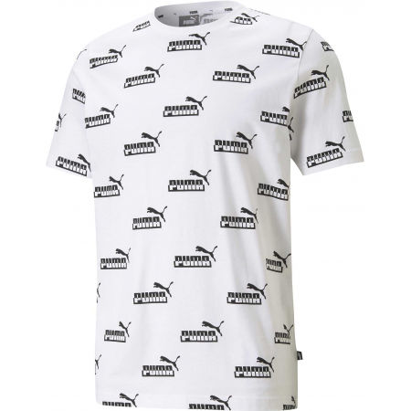 Puma AMPLIFIED AOP TEE - Мъжка тениска