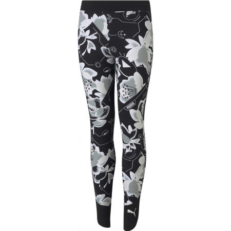 Puma ALPHA AOP LEGGINGS - Girls' leggings