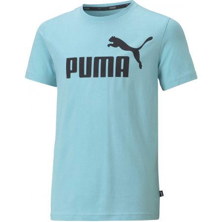 Puma ESS LOGO TEE B - Tricou de băieţi