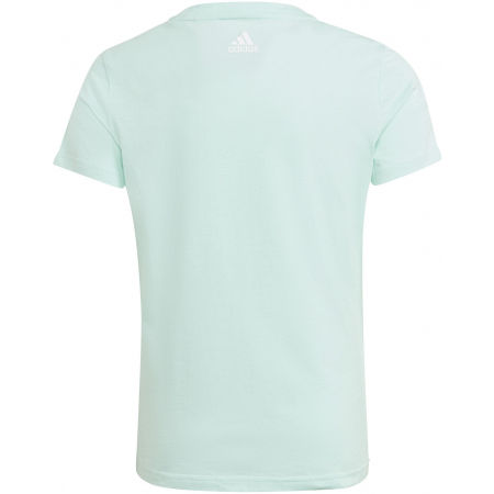 Tricou de fete - adidas LIN TEE - 2