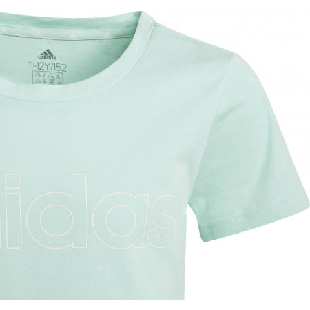 Tricou de fete - adidas LIN TEE - 3