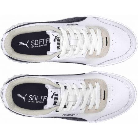 Women's leisure shoes - Puma CARINA LIFT SNAKE - 4