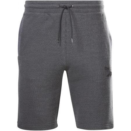 Reebok TE MELANGE SHORT - Men's shorts