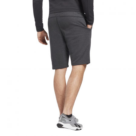 Men's shorts - Reebok TE MELANGE SHORT - 3
