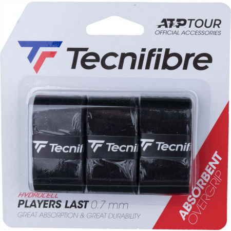TECNIFIBRE PLAYERS LAST - Лента за тенис ракета