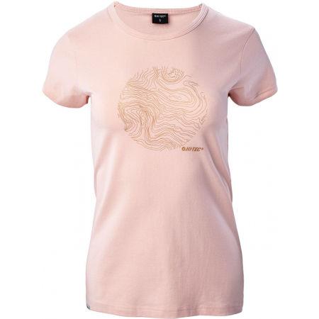 Hi-Tec LADY AKUJA - Dámske tričko
