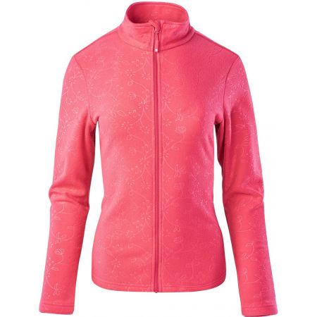 Hi-Tec LADY ZALE - Női fleece pulóver
