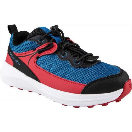 Columbia YOUTH TRAILSTORM - Детски туристическа обувки