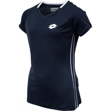 Момичешка тениска за тенис - Lotto SQUADRA G II TEE PL - 2