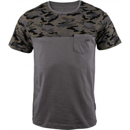 ALPINE PRO PRAVIN - Men's T-shirt