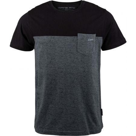 ALPINE PRO PRAVIN - Koszulka męska