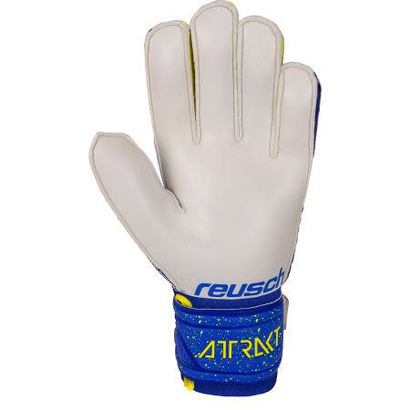 Детски ръкавици за вратари - Reusch ATTRAKT SOLID JUNIOR - 3