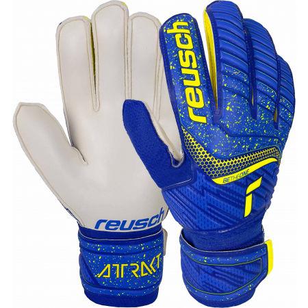 Reusch ATTRAKT SOLID - Fotbalové rukavice