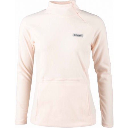 Columbia ALI PEAK 1/4 ZIP FLEECE - Dámska mikina