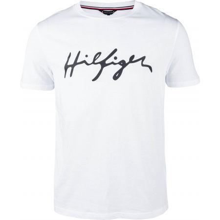 Tommy Hilfiger CREW NECK TEE - Pánské tričko