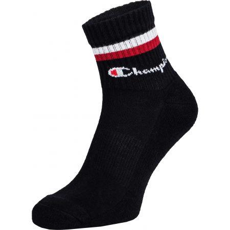 Unisexové ponožky - Champion ANKLE CLASSIC STRIPES X3 - 2