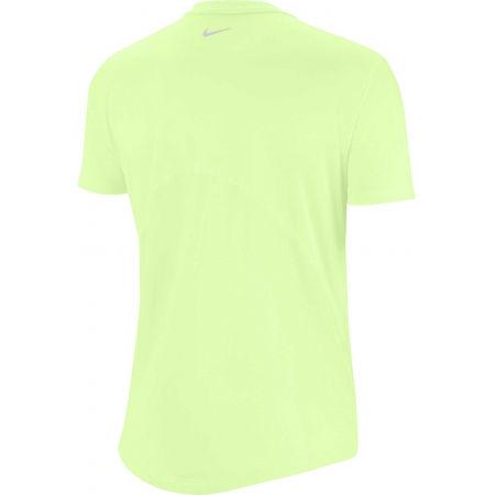 Дамска тениска - Nike MILER TOP SS - 2