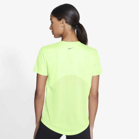 Дамска тениска - Nike MILER TOP SS - 4