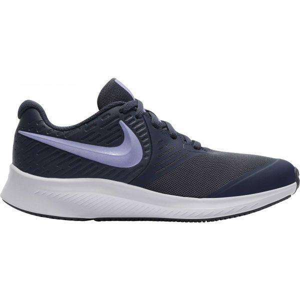 Nike STAR RUNNER 2  4.5Y - Dětská běžecká obuv