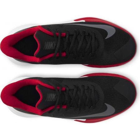 Obuwie koszykarskie męskie - Nike PRECISION IV - 4