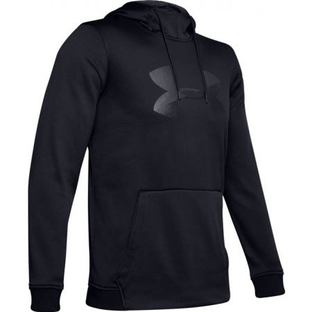 Under Armour AF PO HOODIE BIG LOGO GRAPHIC - Pánska mikina