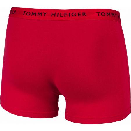 Pánske boxerky - Tommy Hilfiger 3P TRUNK - 4
