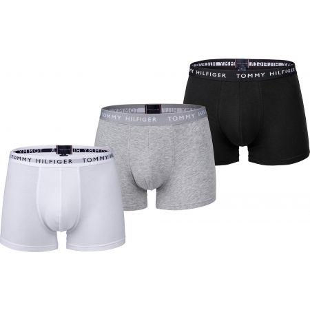Tommy Hilfiger 3P TRUNK - Pánske boxerky