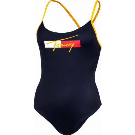 Tommy Hilfiger CHEEKY ONE-PIECE - Women's one-piece swimsuit