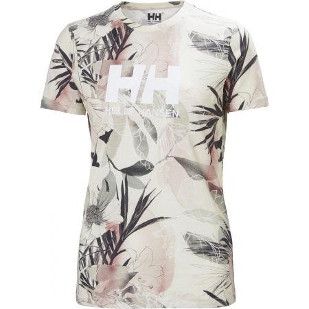 Helly Hansen LOGO T-SHIRT - Tricou damă
