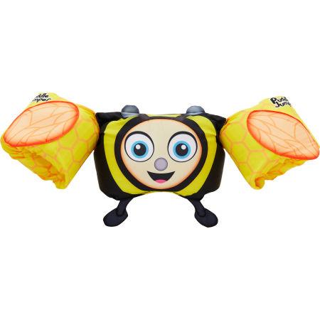 Sevylor 3D PUDDLE JUMPER BEE - Aripioare înot copii
