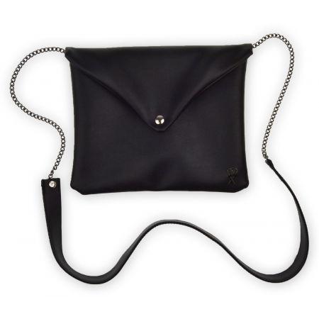 XISS BLACK MINIMALIST - Damen Handtäschchen