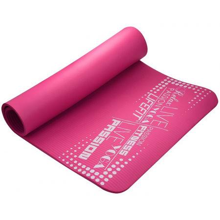 Lifefit YOGA MAT EXKLUZIV 100X60X1 - Постелка за гимнастика