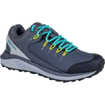 Дамски обувки за бягане - Columbia TRAILSTORM WP - 1