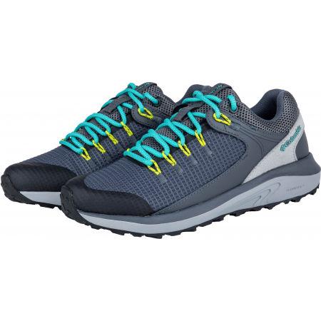 Дамски обувки за бягане - Columbia TRAILSTORM WP - 2