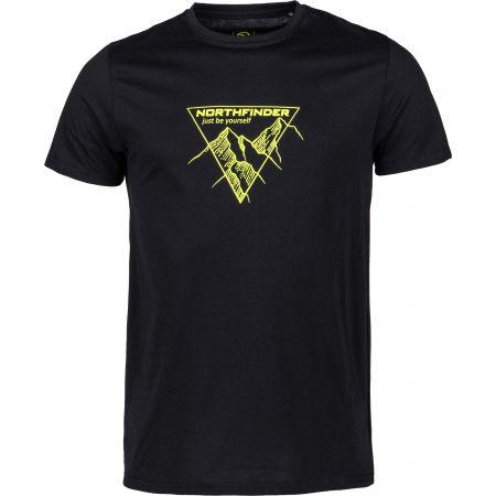 Northfinder LUCIANO - Pánské triko