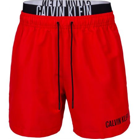 Pánské šortky do vody - Calvin Klein MEDIUM DOUBLE WB - 2