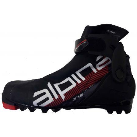 Alpina N COMBI JR - Юношеска комбинирана обувка за ски бягане