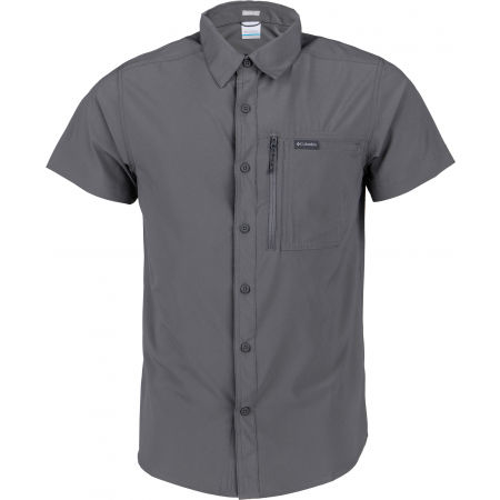 Columbia TRIPLE CANYON SOLID SHOR - Koszula męska