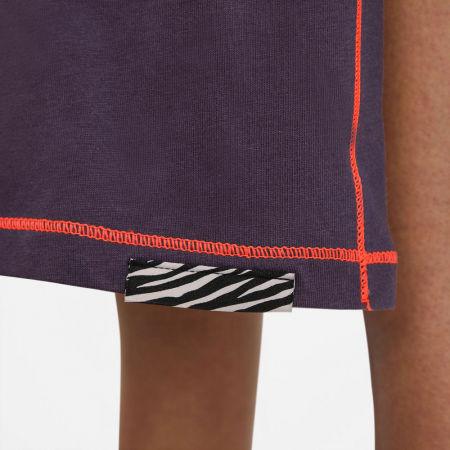 Dámské šaty - Nike NSW ICN CLSH MAXI DRESS W - 5