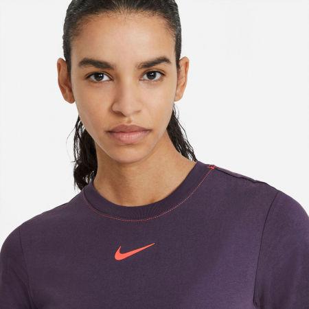 Dámské šaty - Nike NSW ICN CLSH MAXI DRESS W - 4